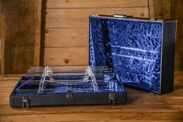 Koffer für Kristallspähre