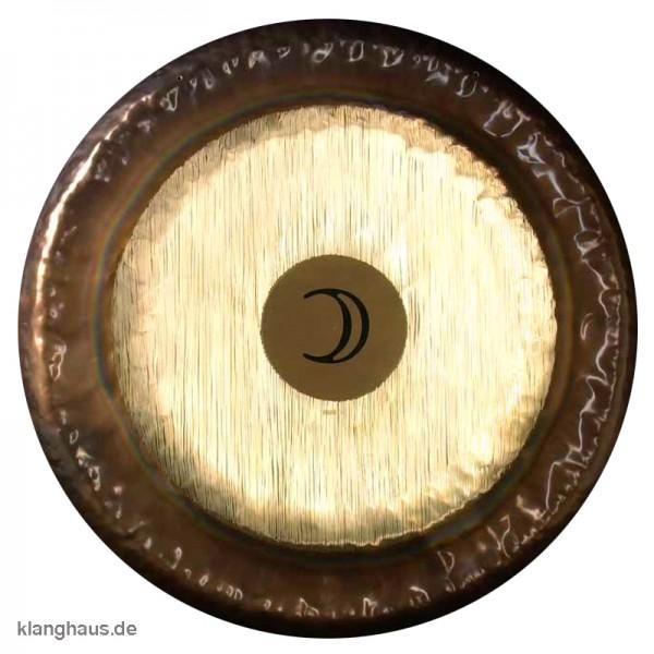 Mond Gong, synodisch