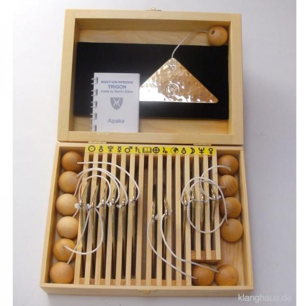 Trigon Komplett Box